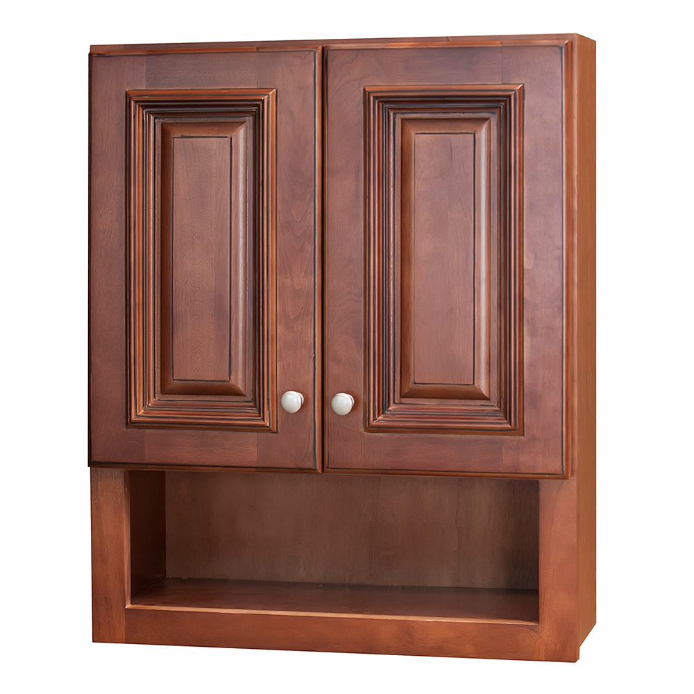 Maple Bathroom Wall Cabinet - Decor Ideas on Bathroom Ideas With Maple Cabinets  id=87152