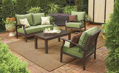 reasons to choose lowes patio furniture