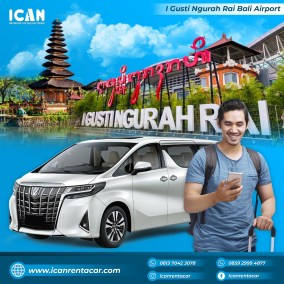 Car Rental in Bali