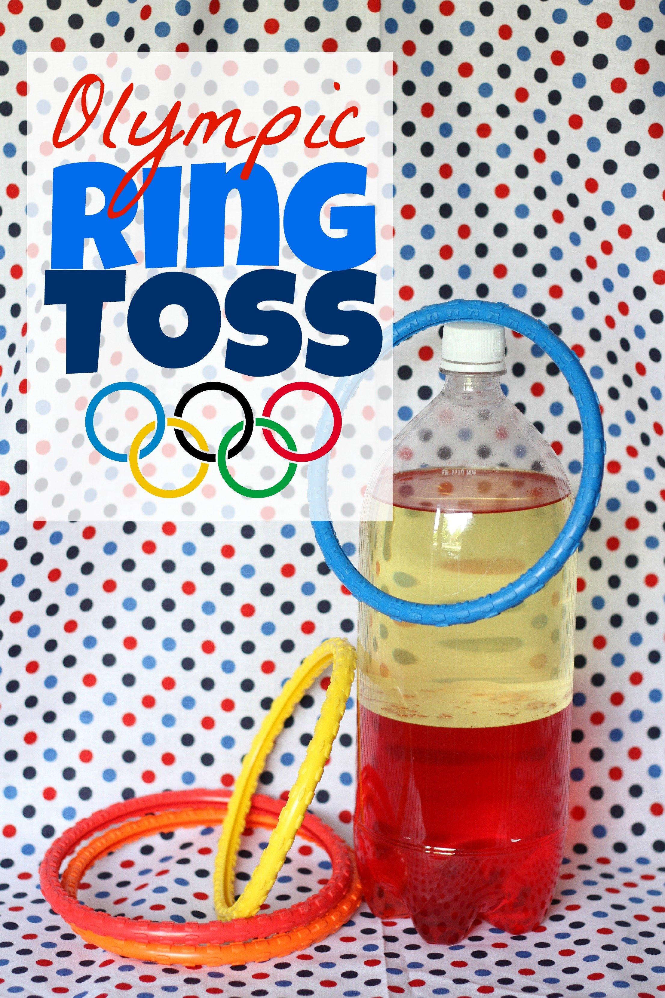 Olympic Ring Toss