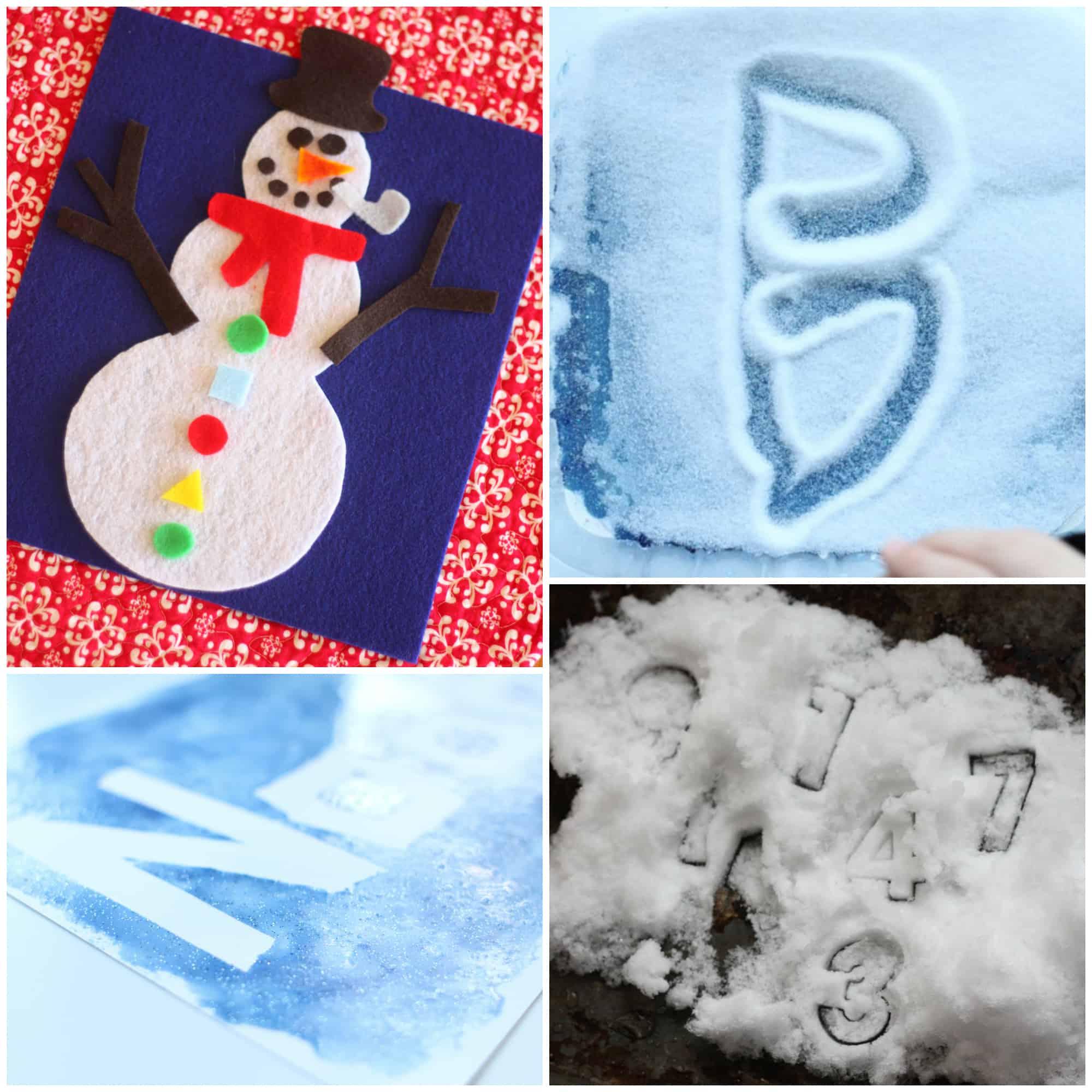 20 Fun Indoor Snow Day Activities