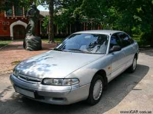 1994 Mazda 626 DCX related infomation,specifications  WeiLi Automotive Network