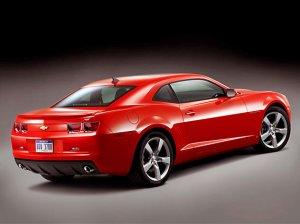 Het Camaro- ontwerp klopt helemaal, vanaf de neus tot aan de kont