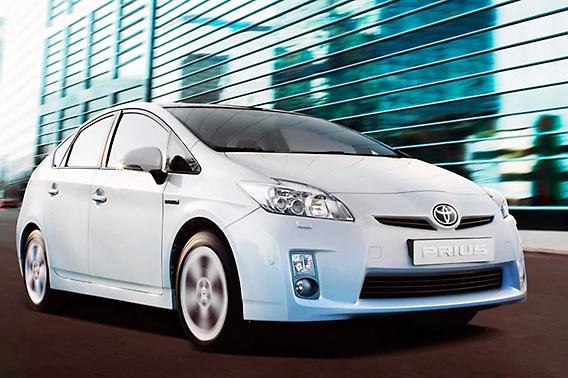 Toyota Prius is de zuinigste auto. Mooi? Nee, dat is iets anders...