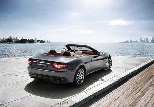 Maserati GranCabrio, maar dan van achteren