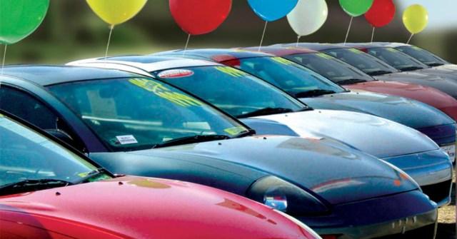 Car Dealer Sales