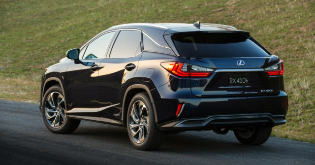 2016 Lexus RX Crossover