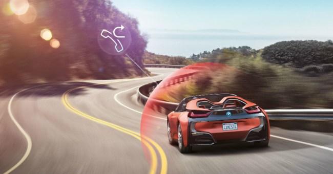 01.07.16 - BMW i Vision Future Interaction Concept