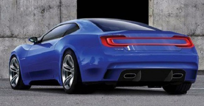 Dodge Barracuda 2016 >> How Do You Make The Charger Even Better Icarbusiness