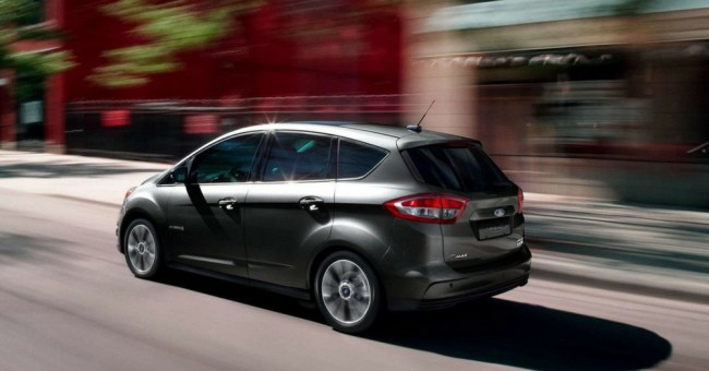 2018 Ford C-Max: Small Efficiency for Your City Driving