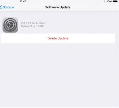 delete update