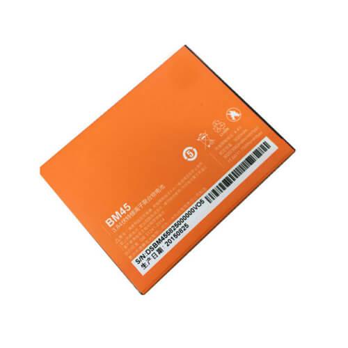 Original Xiaomi Redmi Note 2 Prime Battery Replacment 3060mAh BM45