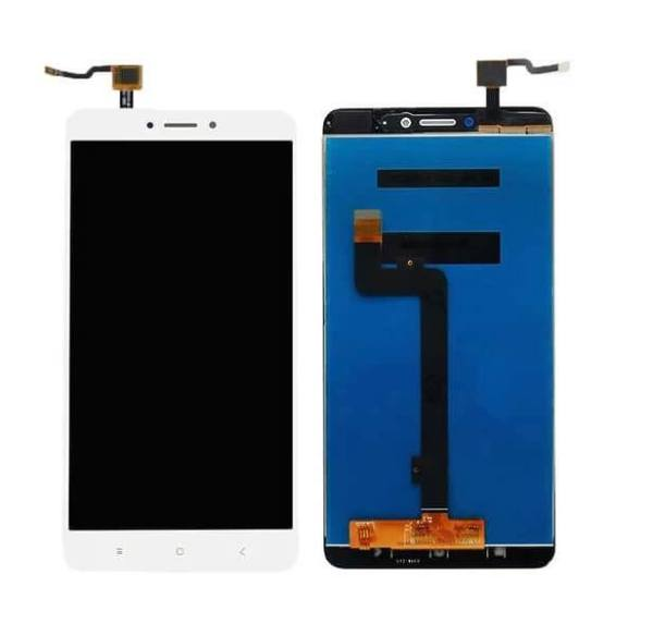 xiaomi mi max 2 display and touch screen replacement white