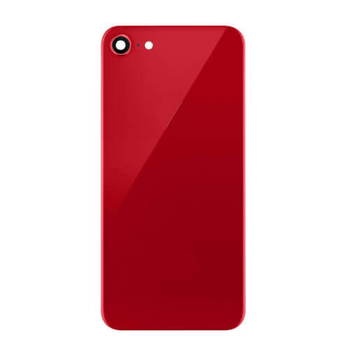 iPhone 8 Back Panel Replacement - Red