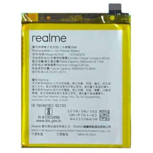 Realme X2 Battery Replacement Price in India Chennai - BLP741