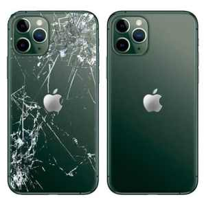 Apple iPhone 11 Pro Back Glass Replacement Repair Service in India Chennai