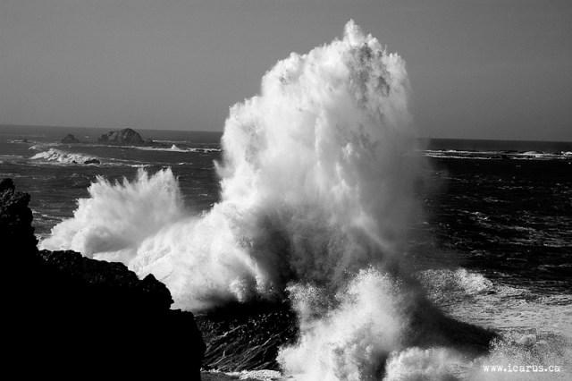 Pounding Wave
