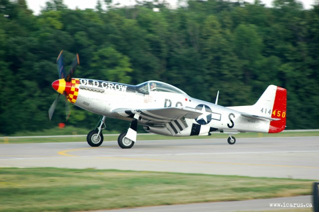 P-51 Mustang Old Crow