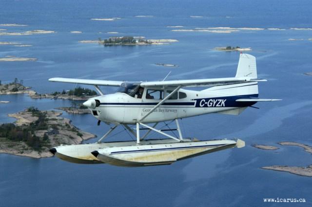 Cessna 180 Georgian Bay Airways