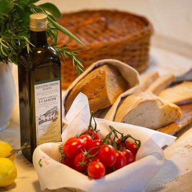 I prodotti dell'Azienda Agricola I Casalini