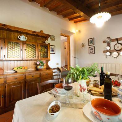 Kitchen - Dining room