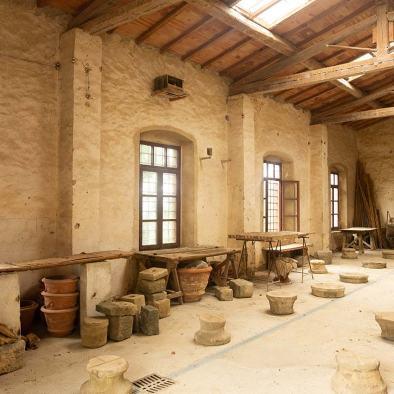 I Casalini farmhouse in Tuscany