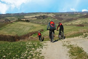 Bike rent I Casalini Agriturismo in Toscana
