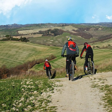 Bike rent I Casalini farmhouse in Tuscany