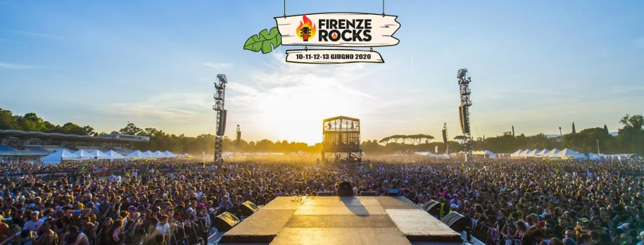 Casa rural en Firenze Rocks 2020