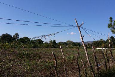 Solar amplio en venta próximo a Tamboril
