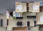 1ER NIVEL PENT HOUSE