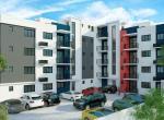Proyecto en venta de apartamentos en planos construcción, Los Alamos, Santiago.
