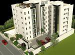 Apartamentos de venta en proyecto cerrado en Reparto Universitario, Santiago 2