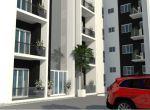 Apartamentos de venta en proyecto cerrado en Reparto Universitario, Santiago 3