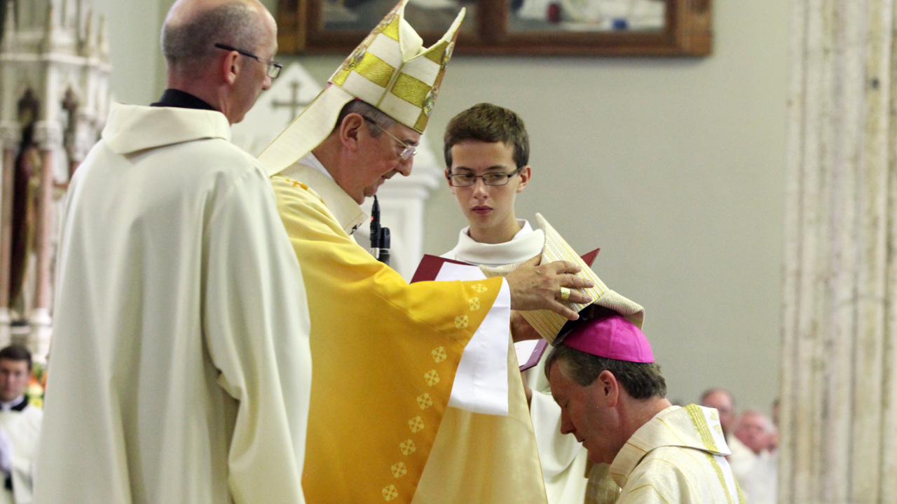 Episcopal Ordination of Bishop Denis Nulty