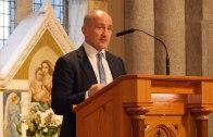 Bishop Brendan Leahy welcomes REtv