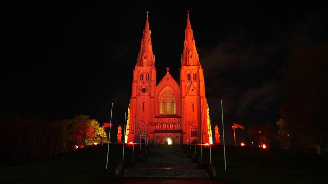 Red Wednesday 2017 – Armagh Cathedral
