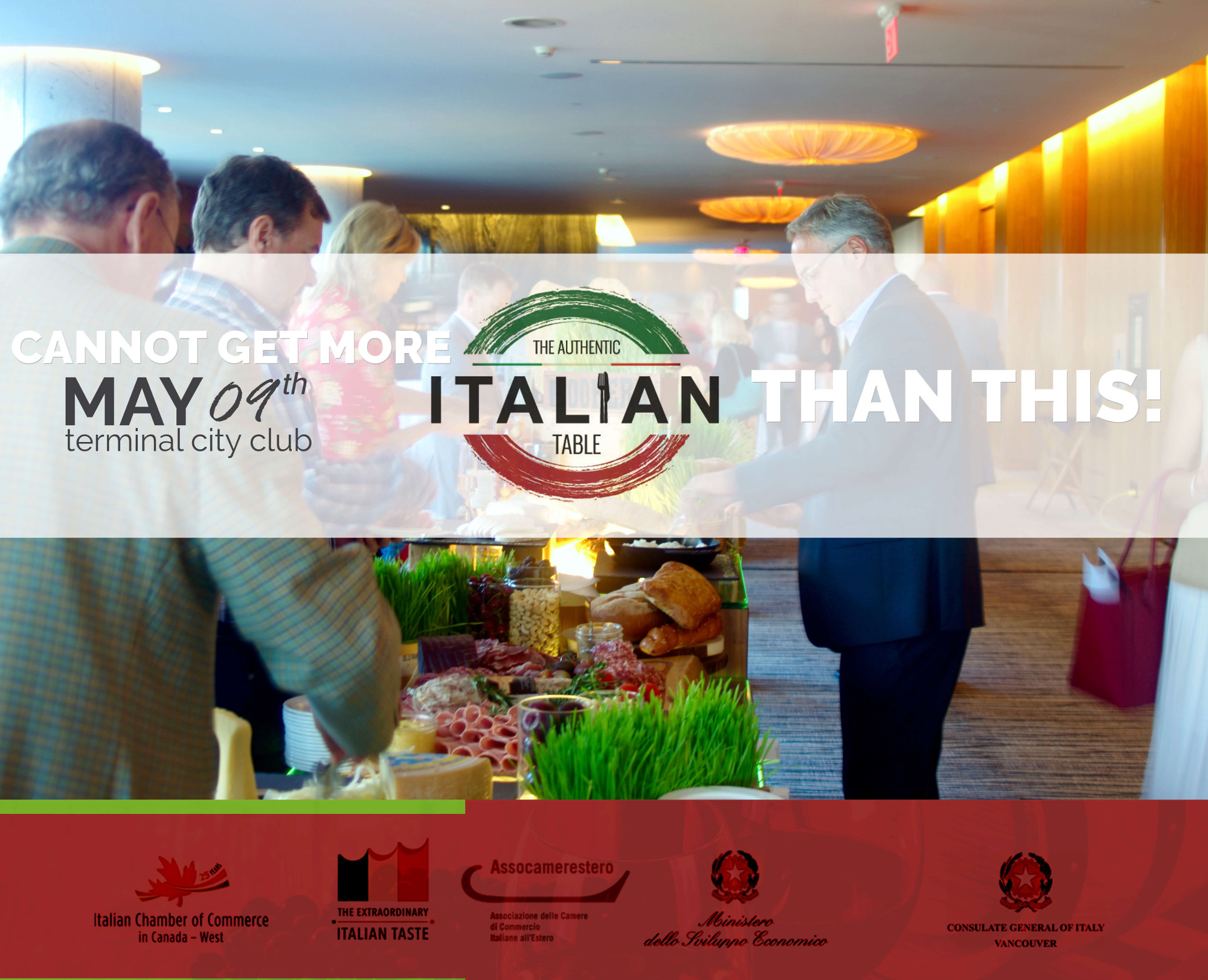 Italian Top Chef Showcase Vancouver