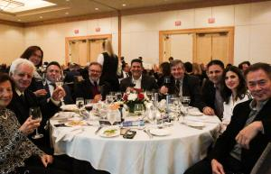 ICCBC Emilia Romagna Gala Happy Diners Alex Martyniak