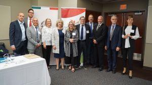 Emilia Romagna Delegates Private Meeting