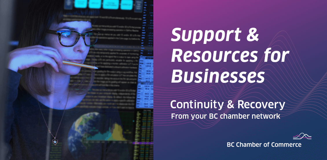 Covid 19 Small Business Support British Columbia