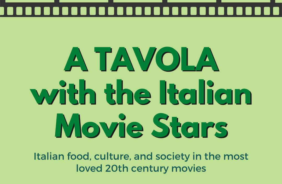 Italian Movie Nights Vancouver English Italian Heritage Month 2021