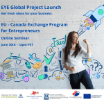 Young Entrepreneurs Vancouver Eye Glowbal Italian Chamber
