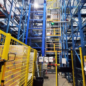 ICC Automatic Storage and Retrieval System