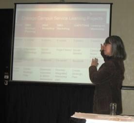Mabel Menard Service Learning
