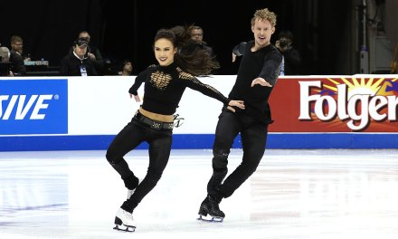 Profile – Madison Chock & Evan Bates
