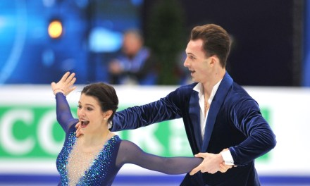 Profile – Natalia Kaliszek & Maksym Spodyriev