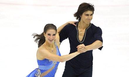 Profile – Elliana Pogrebinsky & Alex Benoit
