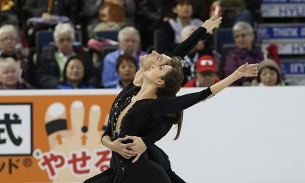 Fierce roster highlights Rostelecom Cup