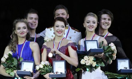 Results – 2016 Russian National Championships